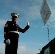 marine-waving-free-lunch-sign