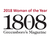 2018 Woman of the year